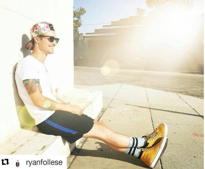 Ryan Smiling