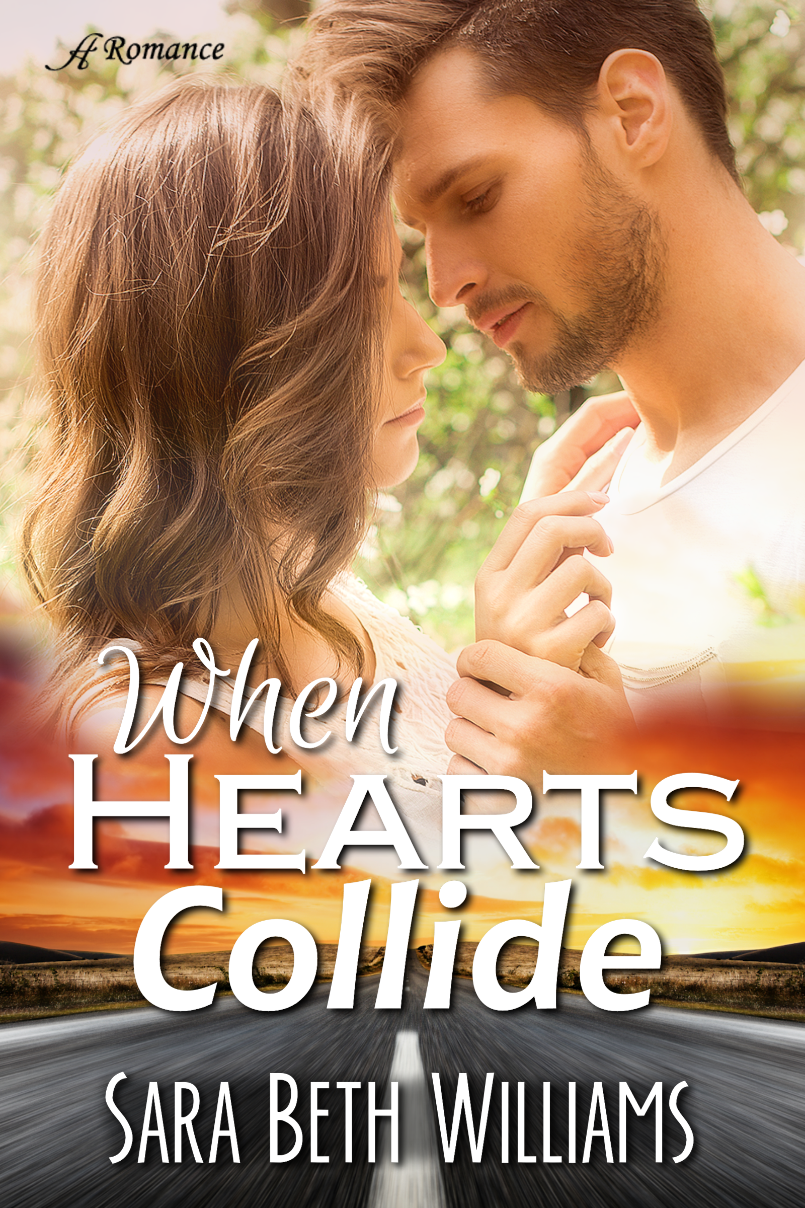 WHEN HEARTS COLLIDE BOOK COVER