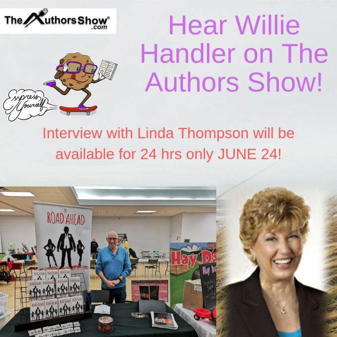 Hear Willie Handler on The Authors Show!
