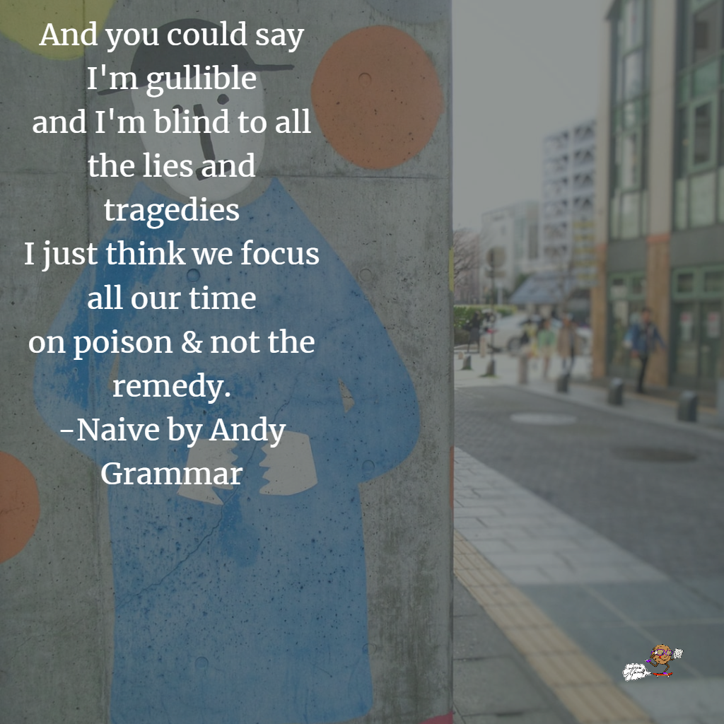 Naive by Andy Grammar