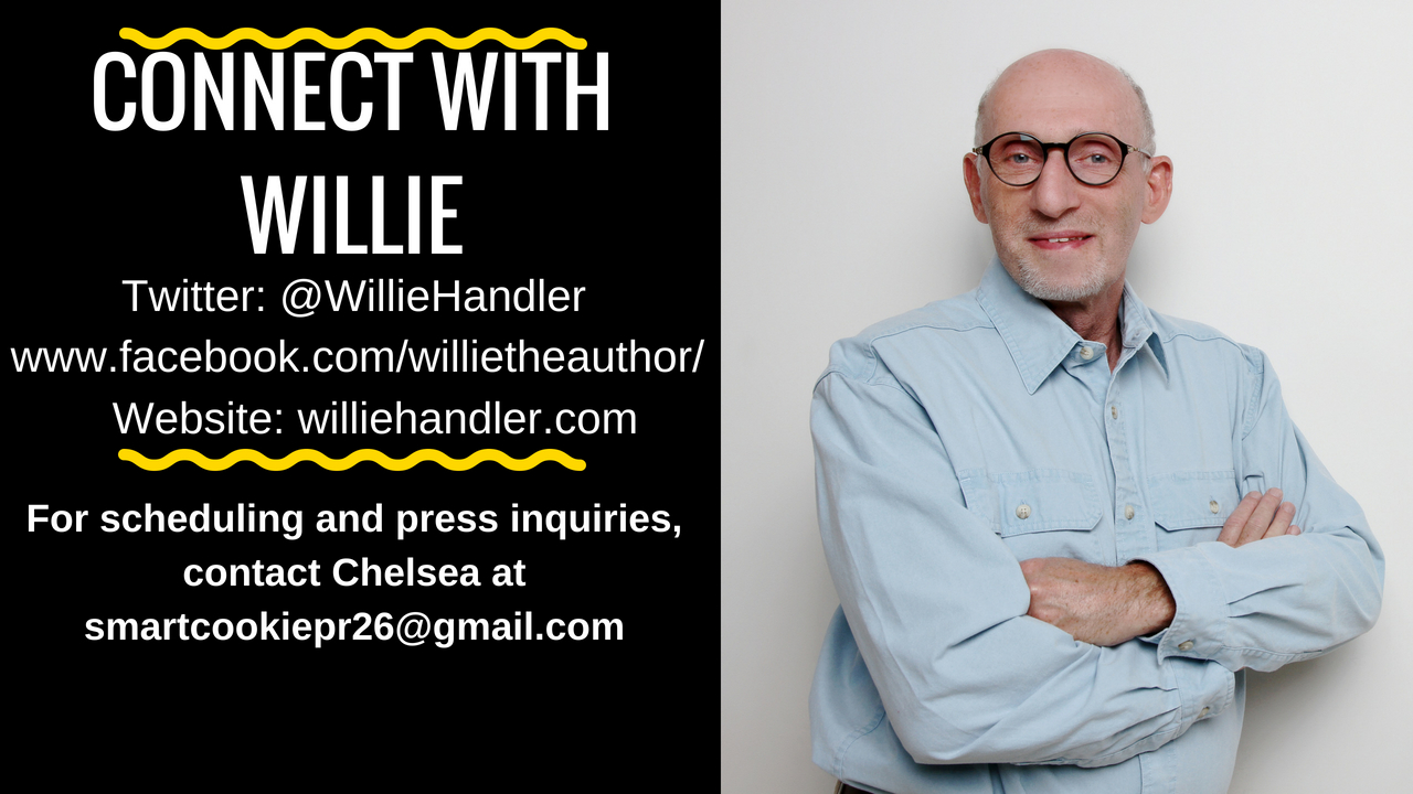 Willie Handler Press Graphic