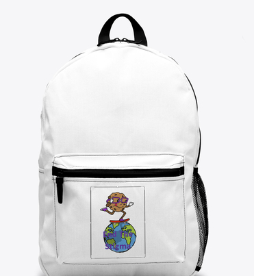 Project Semicolon Backpack