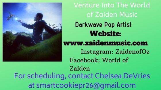 Venture Into The World of Zaiden Music (1)