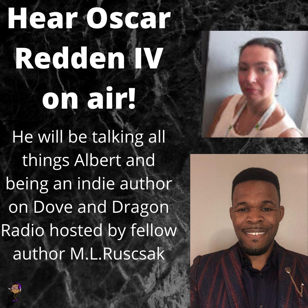 Hear Oscar Redden IV on air!